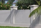 Ashby Heights Barrier wall fencing 1