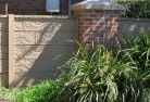 Ashby Heights Barrier wall fencing 4
