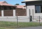 Ashby Heights Boundary fencing aluminium 14