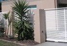 Ashby Heights Boundary fencing aluminium 16