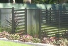 Ashby Heights Boundary fencing aluminium 17