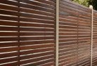 Ashby Heights Boundary fencing aluminium 18
