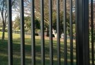 Ashby Heights Boundary fencing aluminium 1