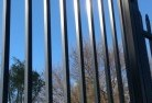 Ashby Heights Boundary fencing aluminium 2