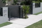 Ashby Heights Boundary fencing aluminium 3old