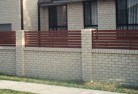 Ashby Heights Boundary fencing aluminium 6