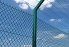 Ashby Heights Chainlink fencing 15