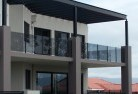 Ashby Heights Glass balustrading 13