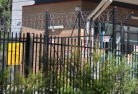 Ashby Heights Industrial fencing 1