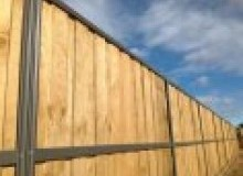 Kwikfynd Lap and Cap Timber Fencing ashbyheights