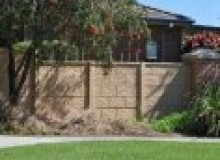 Kwikfynd Panel fencing ashbyheights
