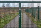 Ashby Heights Security fencing 12