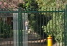 Ashby Heights Security fencing 14