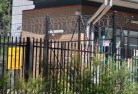 Ashby Heights Security fencing 15