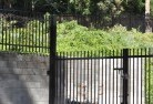 Ashby Heights Security fencing 16