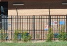 Ashby Heights Security fencing 17