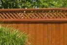 Ashby Heights Timber fencing 14
