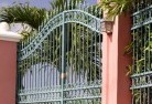 Ashby Heights Wrought iron fencing 12