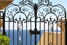 Ashby Heights Wrought iron fencing 13