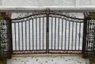 Ashby Heights Wrought iron fencing 14