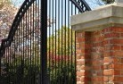 Ashby Heights Wrought iron fencing 7
