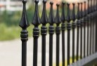 Ashby Heights Wrought iron fencing 8